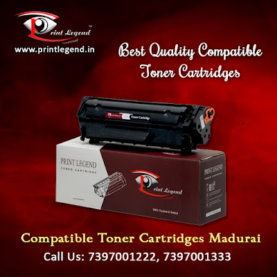 Save Money And Get Quality Compatible Toner Cartridges @ Printlegend.in