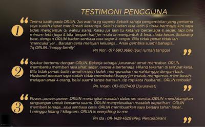 Jus Orlin, Orlin Botanical Drink, Orlin, alludra international, herba, minuman herba terbaik, herba untuk wanita