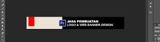 Tutorial Cara Membuat Banner Flat Design Menggunakan Software Adobe Photosop 8