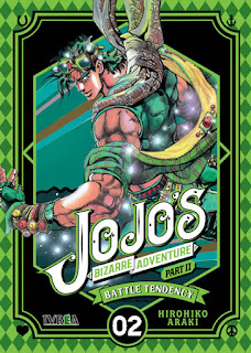 Jojo´s Bizarre Adventure Battle Tendency 2