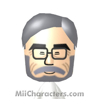 Studio Ghibli Mii Characters