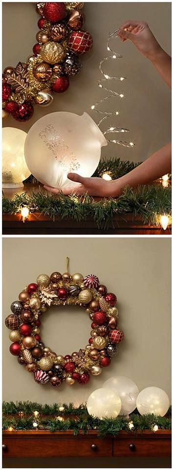 10 Unique & Super Easy Decor Ideas for Christmas