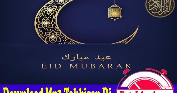 Download Mp3 Takbiran Suara Merdu Dan Indah - Data Islami