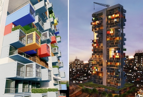 00-Ganti-and-Associates-Architecture-Recycled-Container-Skyscraper-Homes-www-designstack-co