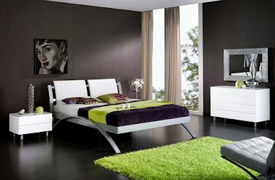 15 Desain Tempat Tidur Minimalis Modern Terbaru 2016 - 006