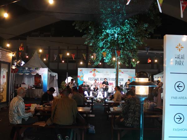 Halal Park, Tujuan Baru di Tengah Jakarta