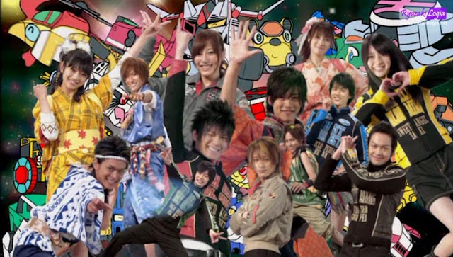 Samurai Sentai Shinkenger vs Go-Onger The Movie GinmakuBang!! Subtitle Indonesia