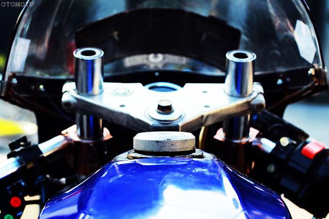 Teguh Setiawan's Yamaha RX-K 135 2