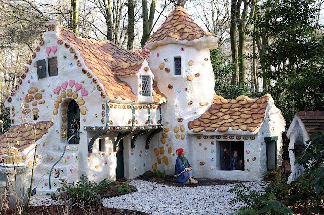 Hans en Gretje huis, Efteling