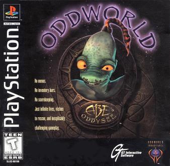 descargar oddworld abes oddysee psx por mega