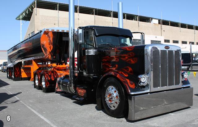 modifikasi truk pailng keren dan ekstrim