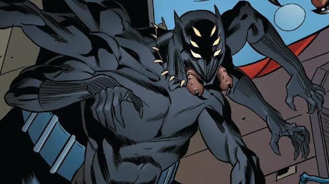 berbagai versi black panther