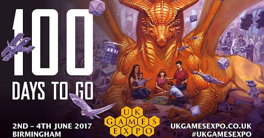 Needing GM's and Volunteers for UK Game Expo and Airecon
