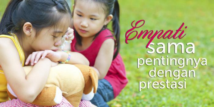Empati Berbuah Peduli