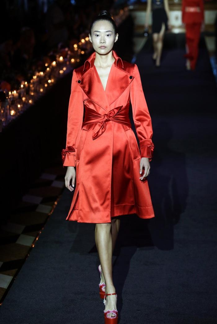 La Perla transforms lingerie into outerwear for Spring 2018