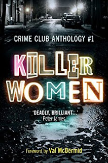 Killer Women Crime Club Anthology