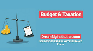 Budget and Taxes