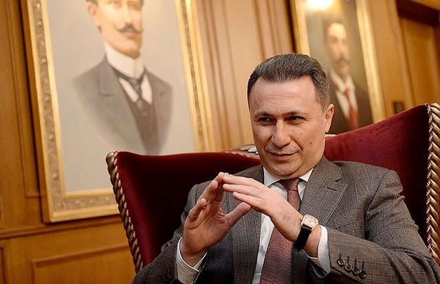Gruevski: Ich bin in Ungarn, werde politisches Asyl beantragen