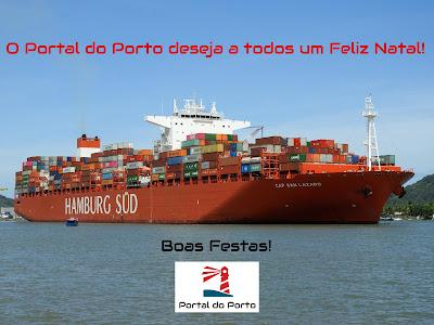 Feliz Natal 2018 - Portal do Porto