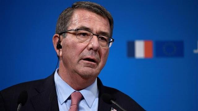 Ashton Carter says US laying groundwork for Raqqah offensive