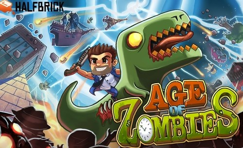 Age of Zombies Apk for android