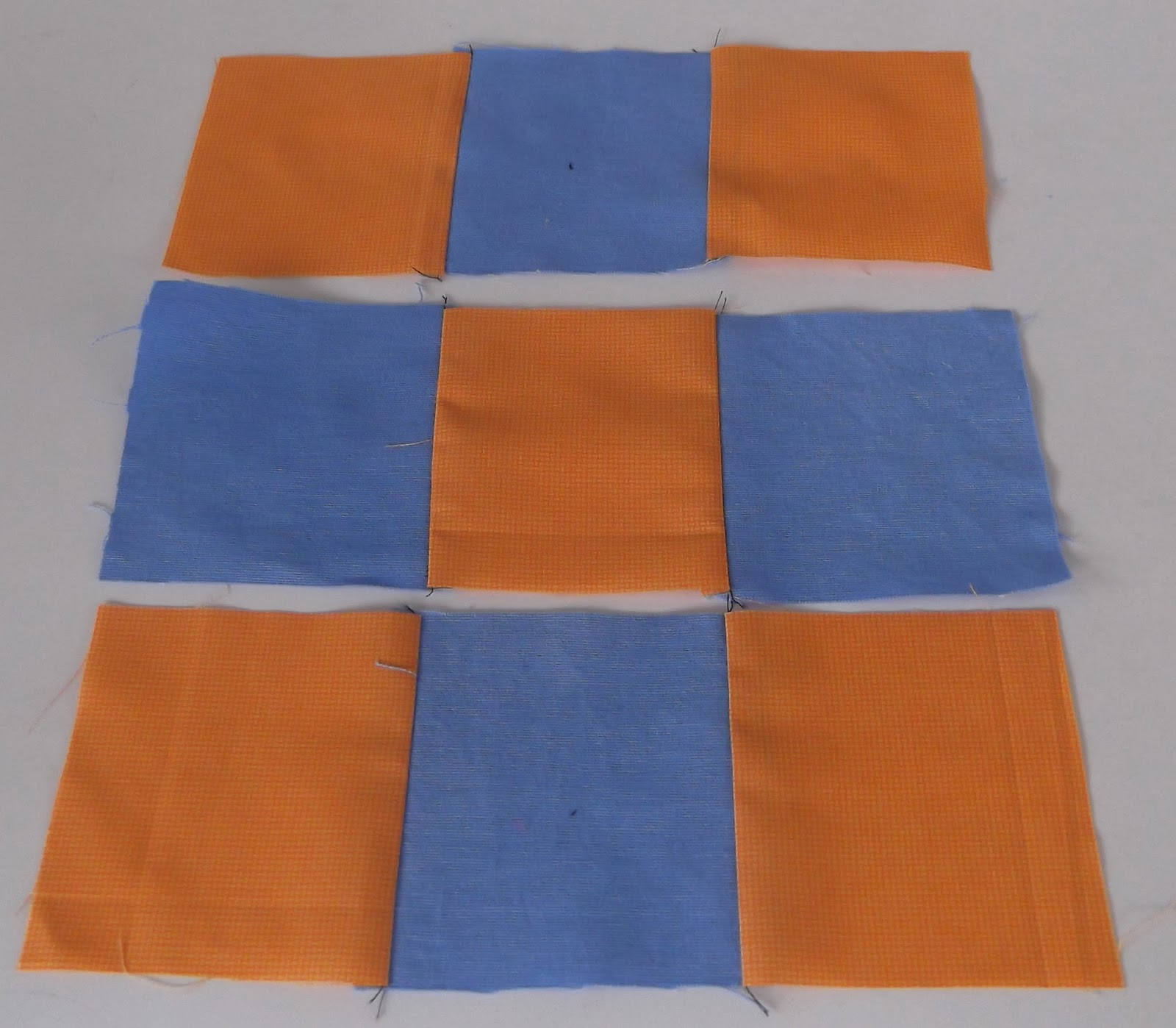 patchwork strips, patchwork squares, patchwork checkerboard