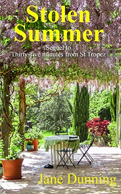 Lazy Sunday in France French Village Diaries book review Stolen Summer Jane Dunning