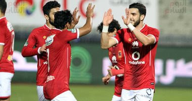 نتيجه مباراة الأهلي والإنتاج الحربي اليوم الأحد 2-9-2018 ضمن مباريات الدوري المصري
