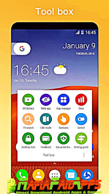 OO Launcher for Android O 8.0 PRIME Oreo™ Launcher Apk MafiaPaidApps