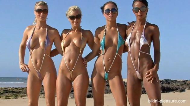 Bikini-Pleasure16 Fuerte 2012 Sunglasses 07150