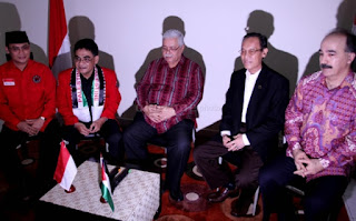 PDIP Tekankan Akan Terus Dukung Kemerdekaan Palestina