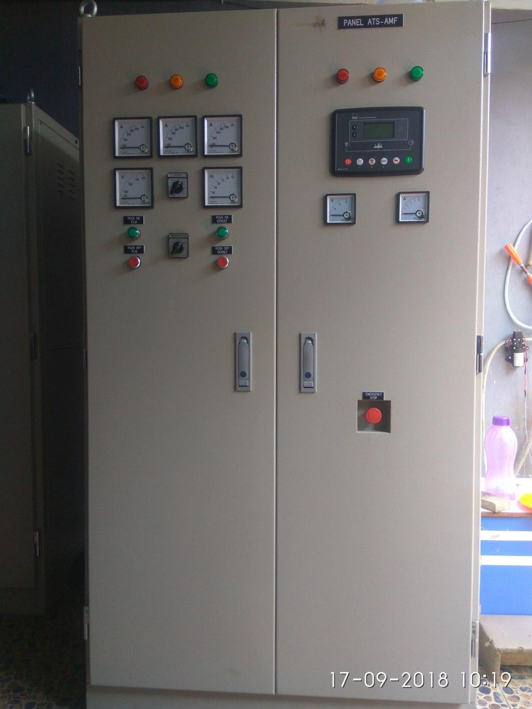 Harga Panel Ats-amf 650 Kva Mccb Schneider