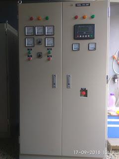 jual panel ats-amf 650 kva