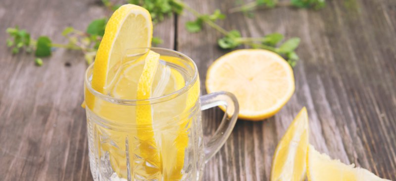 We Offer You A List Of The Benefits Of Lemon Water For Your Health.