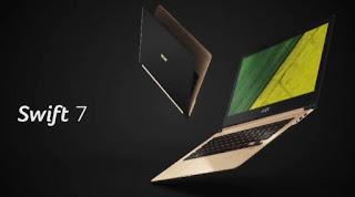 Harga dan Spesifiksi Acer Swift 7