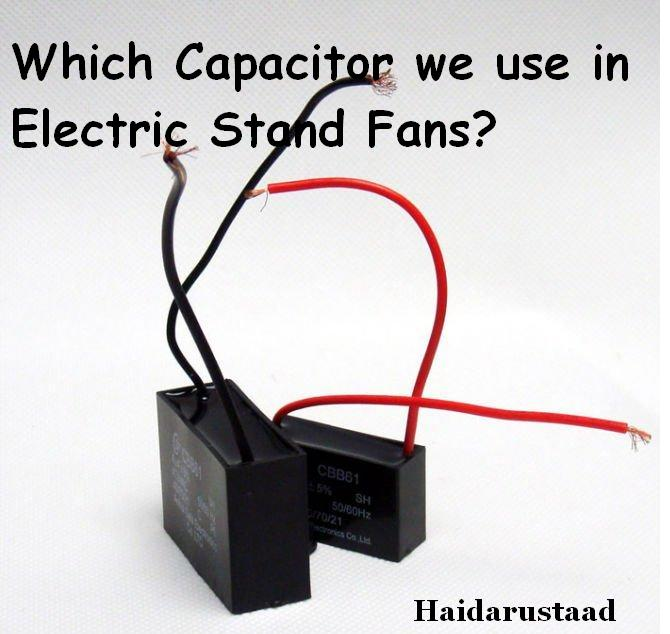 Wiring Diagram Of Stand Fan on