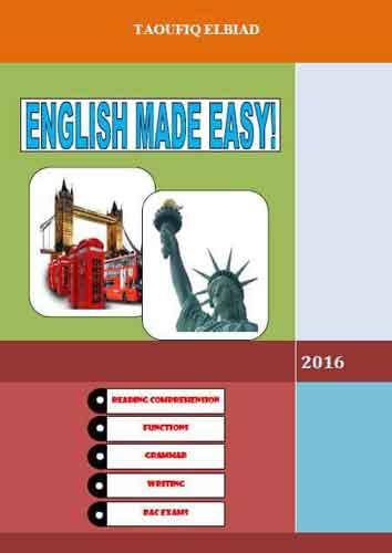 اللغة الإنجليزية مراجعة كاملة خاصة بتلاميذ السنة الثانية بكالوريا Grammar Workbook (2nd Year Bac Students
