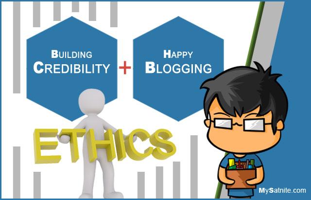 Blogging Jangka Panjang dan Sulitnya Membangun Kredibilitas