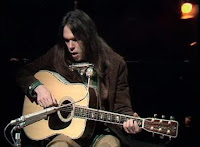 """Neil Young"", ""Martin D-45"""