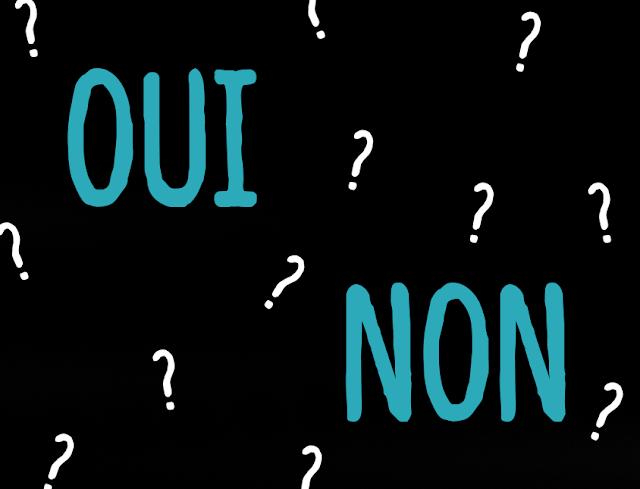 Apprendre à dire oui et non : pas si facile!