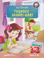 ajibayustore  Judul Buku : Seri Tematik Tugasku Sehari-hari 2C  Kelas II SD