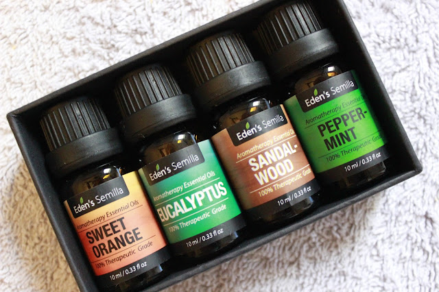 Essential Oils Worth A Try   Eden's Semilla   Tea And Beauty