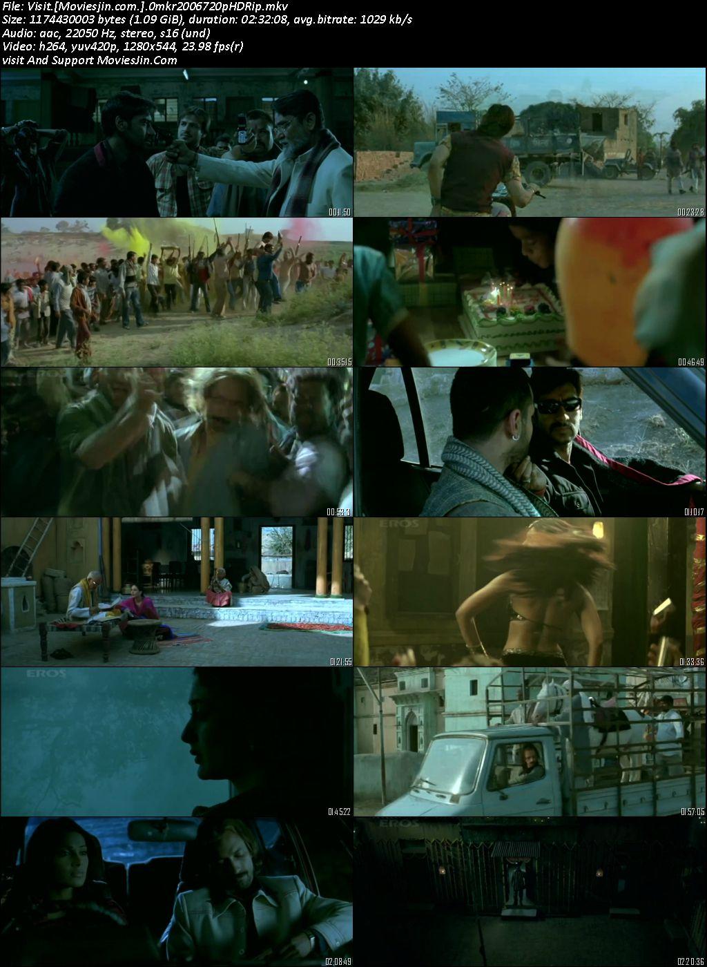 Omkara 2006 HD Download Hindi Movie 480p 399mb