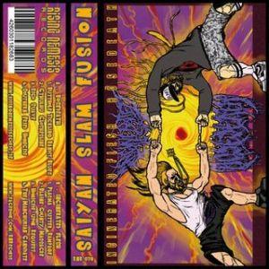 Bösedeath / Incinerated Flesh - Saiyan Slam Fusion [Split] (2018)