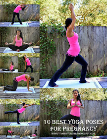 diary of a fit mommy best pregnancy yoga poses