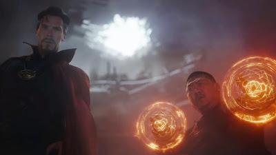 Avengers Infinity War Movie 2018 Widescreen HD Photo