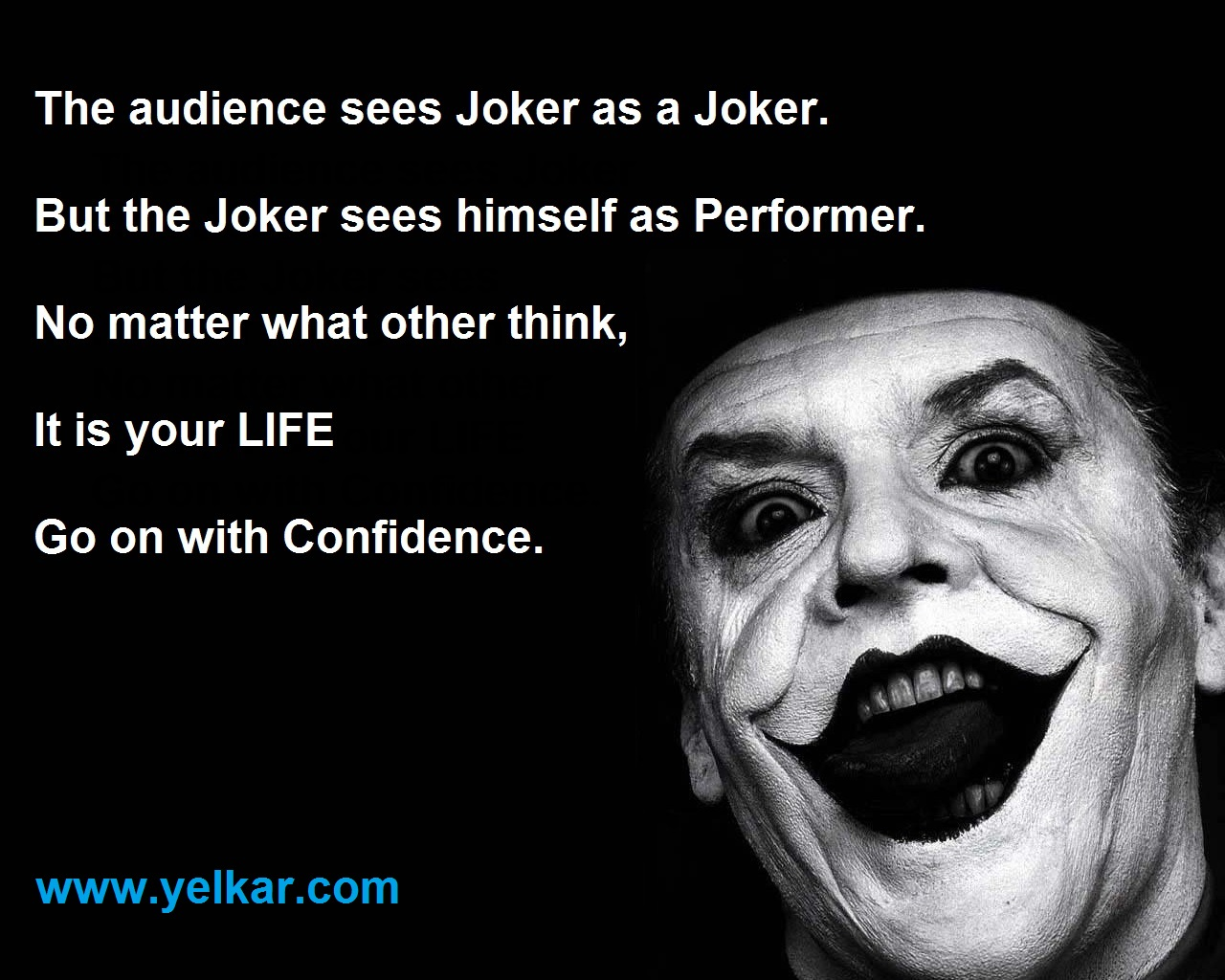 Kshitij Yelkar Motivational Quotes Joker