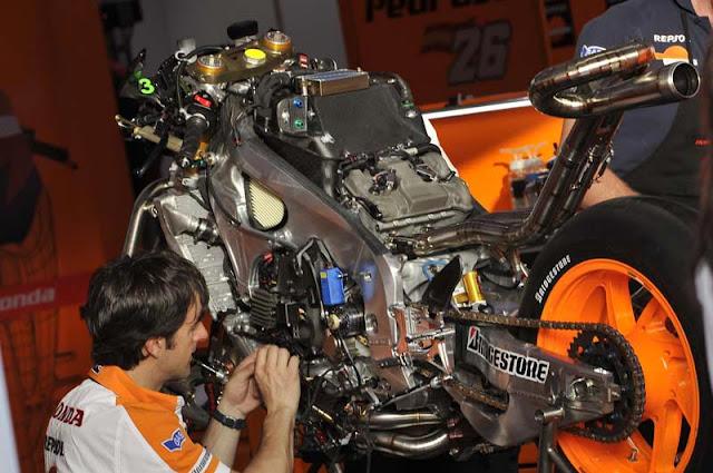 Spesifikasi Mesin Motogp Sekarang, Jenis Bahan Bakar Dan Kecepatan Maksimal Motogp