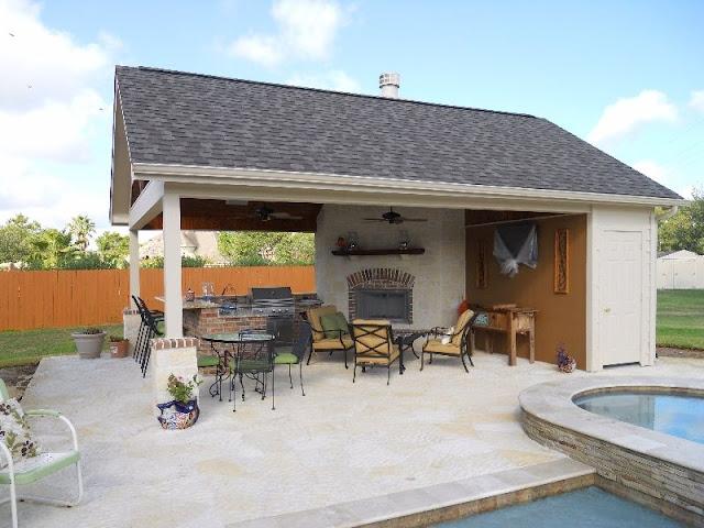 แบบบ้านพร้อมสระว่ายน้ำ
