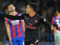 Manchester City Withdraw from Recruit Alexis Sanchez